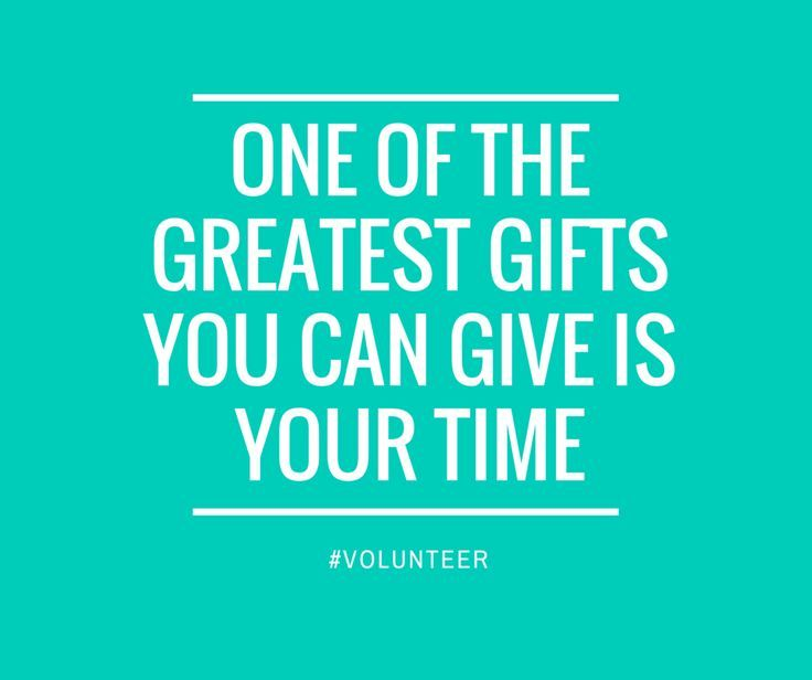 Appreciation Quotes For Good Work Done: Volunteering With Little Time And Little Kids